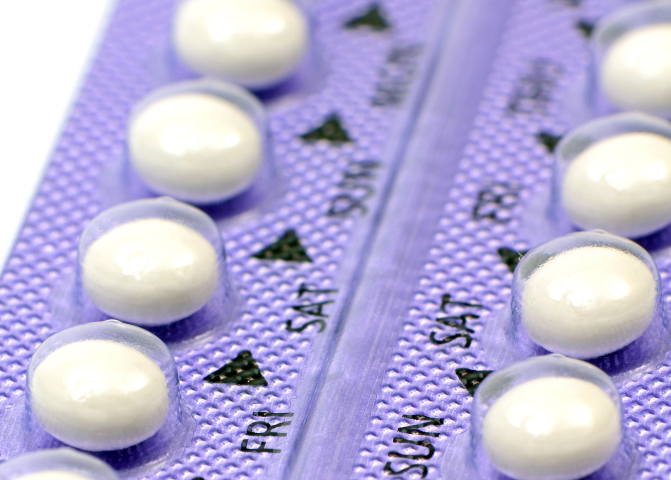 The pill is commonly used to treat acne.