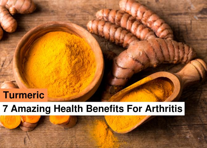 Turmeric for arthritis