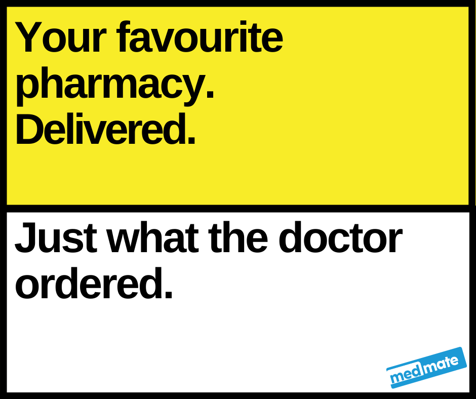 Pharmacy delivery