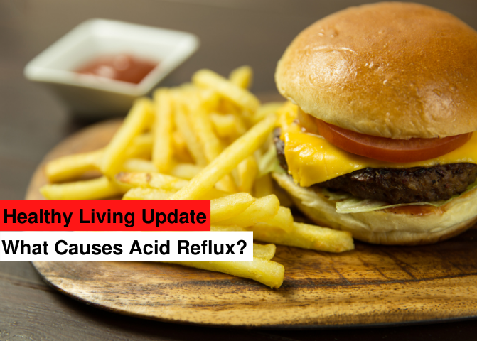 Reduce coffee for acid reflux