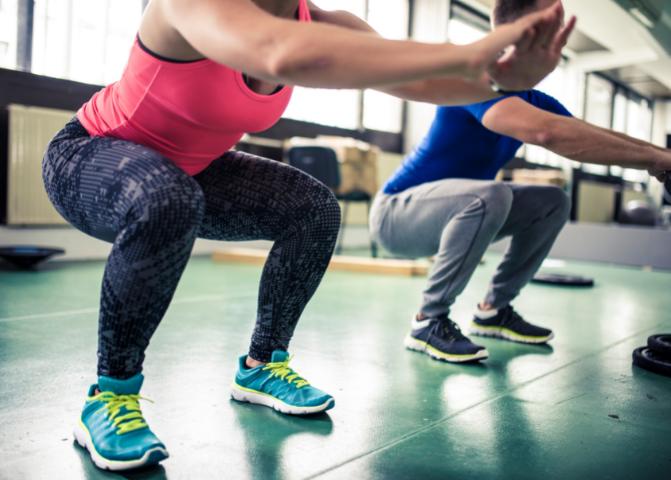 squats for diabetes