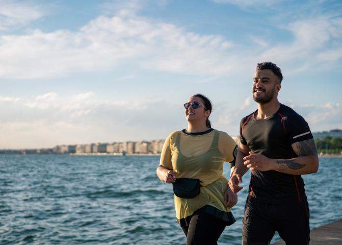 jogging for diabetes
