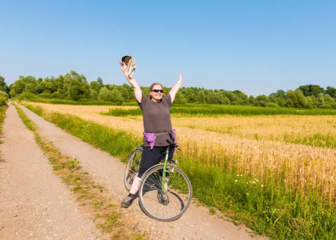 cycling for diabetes